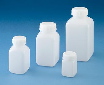 標準規格瓶(角型)細口(ナチュラル)