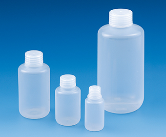 標準規格瓶(角型)広口(ナチュラル)